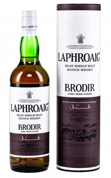 "Laphroaig ""BRODIR"" Port Wood Finish"