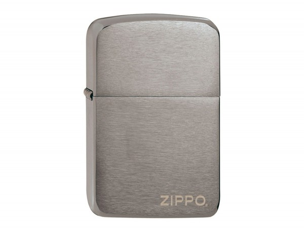 "Org.ZIPPO Black Ice ""1941"" mit Zippo 60001198"