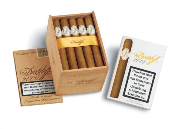Davidoff Signature No. 2000