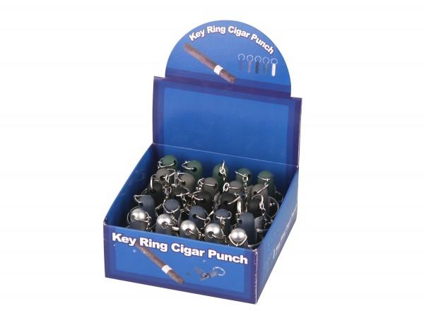 Cig.-Rundcutter Kunststoff/Schlüsselanh. sort. 7 mm Schnitt
