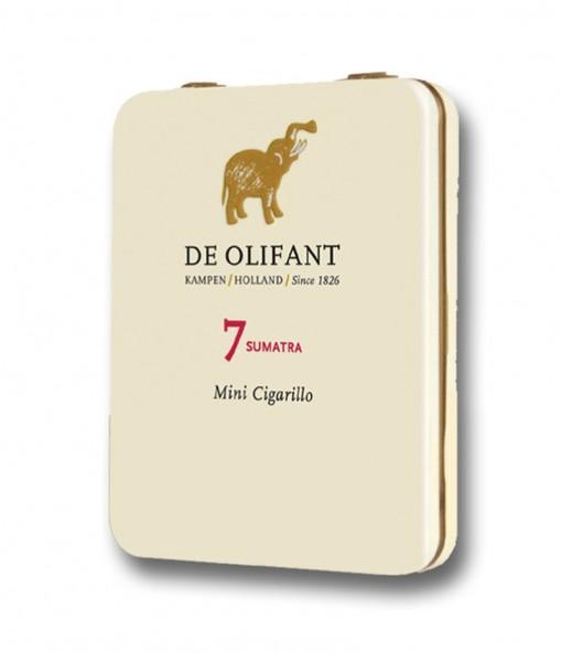 De Olifant Modern Sumatra Mini Cigarillo (7er Packung)
