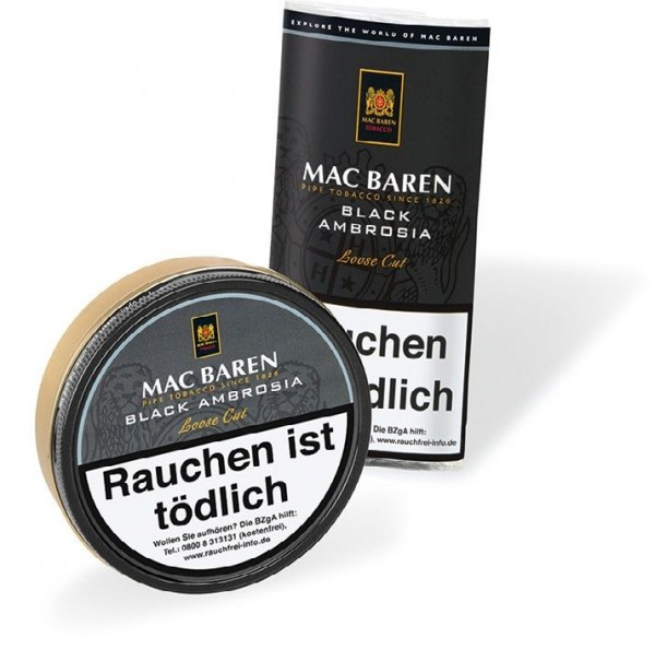 Mac Baren Black Ambrosia