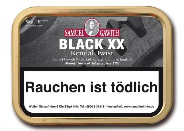 Samuel Gawith's Black XX