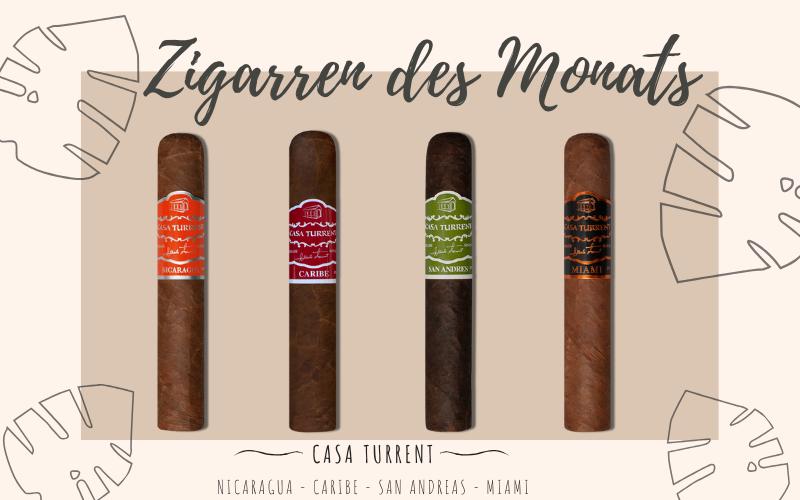 Zigarren des Monats | Casa Turrent Origin Series