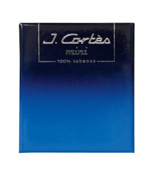 J. Cortes Blue Line Mini (20er Packung)