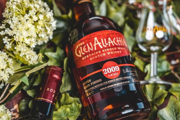 Glenallachie Vintage 2009 Cuvée Cask Finish
