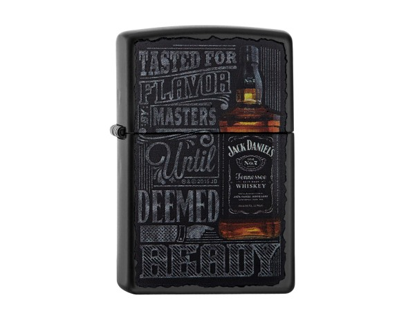 """Org.ZIPPO sw.col. """"J. Daniels Tasted For Flavour"""" 60002093"""