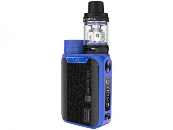 E-Zigarette Vaporesso Swag Kit blau OHNE AKKU