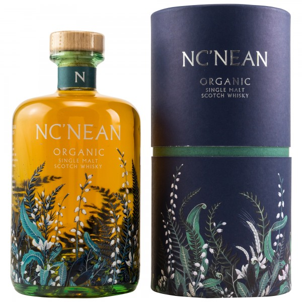 Nc'nean Organic Single Malt Whisky - Batch 06