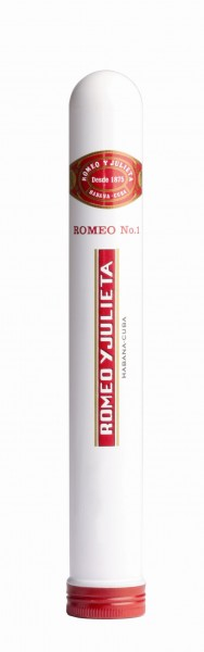 Romeo y Julieta No. 1 Tube