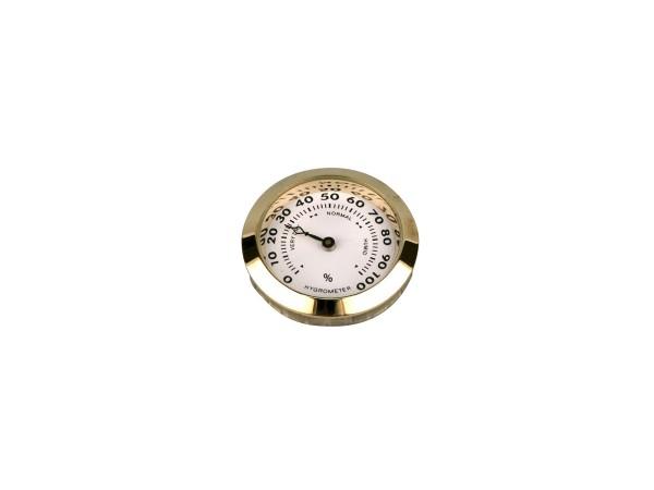 Hygrometer Durchmesser 37mm, Einbaudurchmesser 34mm