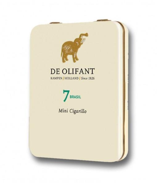 De Olifant Modern Brasil Mini Cigarillo (7er Packung)