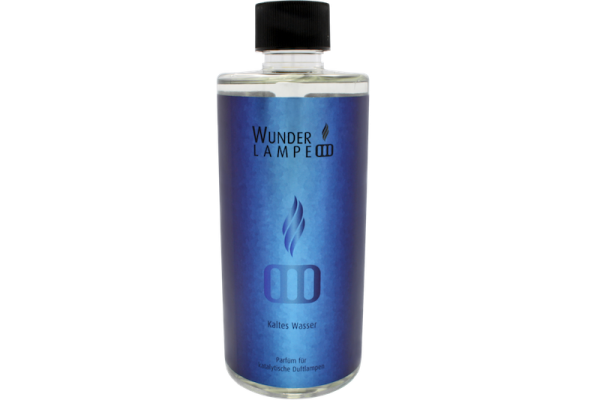 Wunderlampe Kaltes Wasser