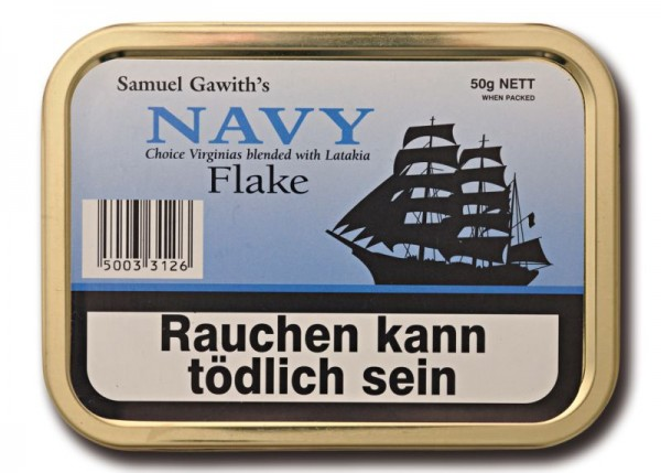 Samuel Gawith's Navy Flake