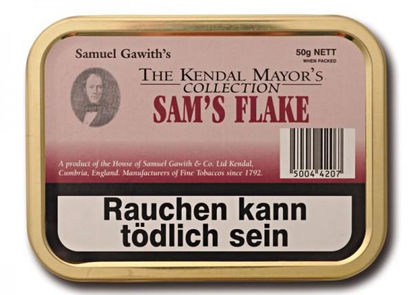 Samuel Gawith's Sam's Flake