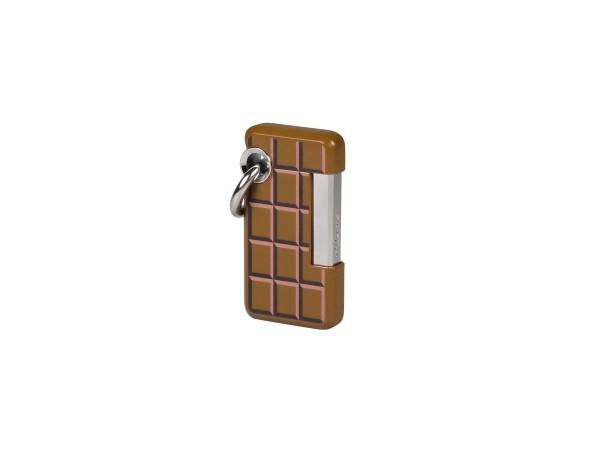 "HOOKED by Dupont ""Choc-o"" braun Schokoladentafel 032011 Jet"