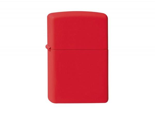 Org.ZIPPO Red matte 60001187
