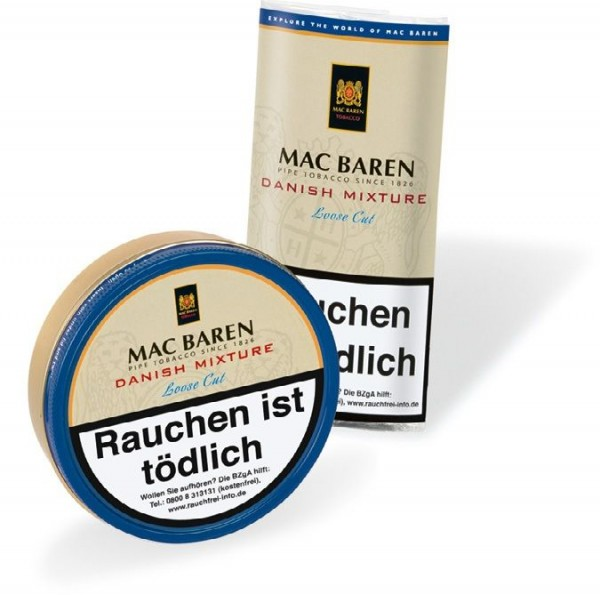 Mac Baren Danish Mixture