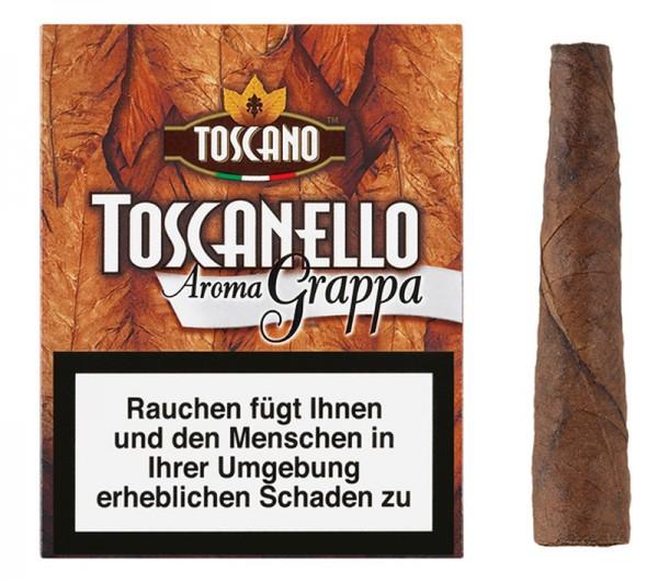 """Toscanello Bianco (ehem. """"Grappa"""") (5er Packung)"""