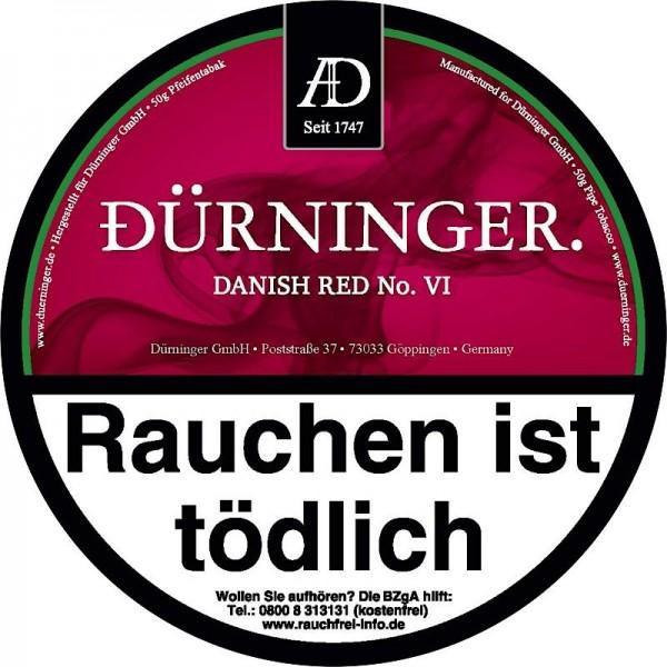 DÜRNINGER DANISH RED VI