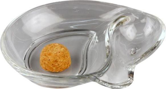 Pfeifen-Aschenbecher Glas (1er)