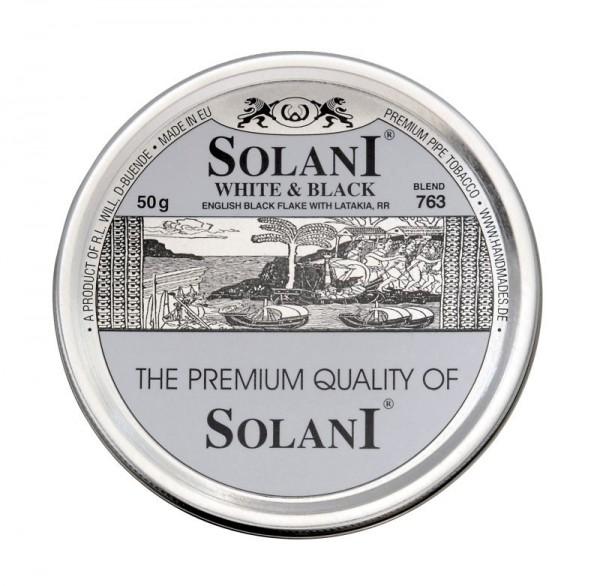 Solani White & Black / Blend 763