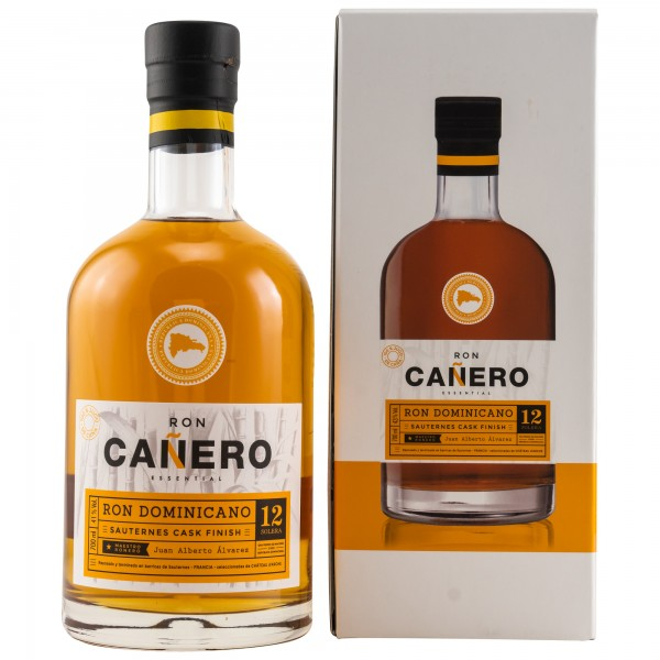 RON CANERO (ehemals Summum) 12YO Sauternes Cask Finish (0,7L | 41%)