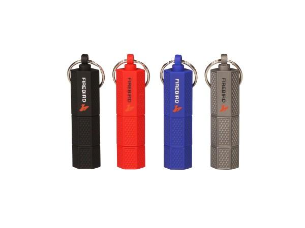 FIREBIRD Rundcutter farbig sortiert/Auswerfer 6+9mm Schnitt