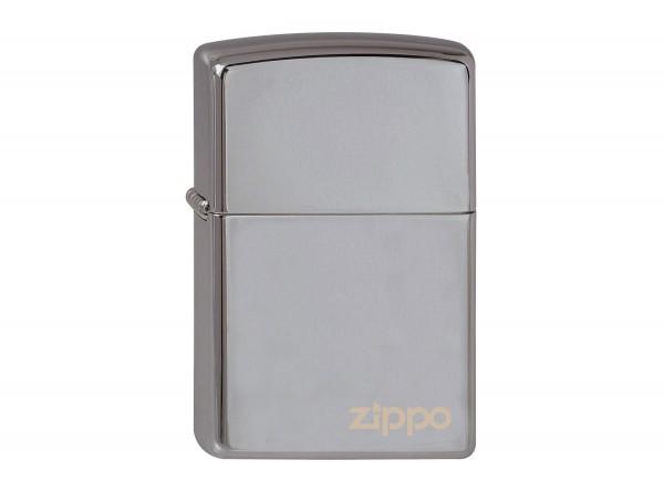 Org.ZIPPO Black Ice Zippo Logo 60001213