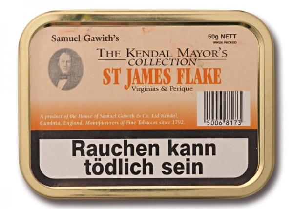 Samuel Gawith's St. James Flake