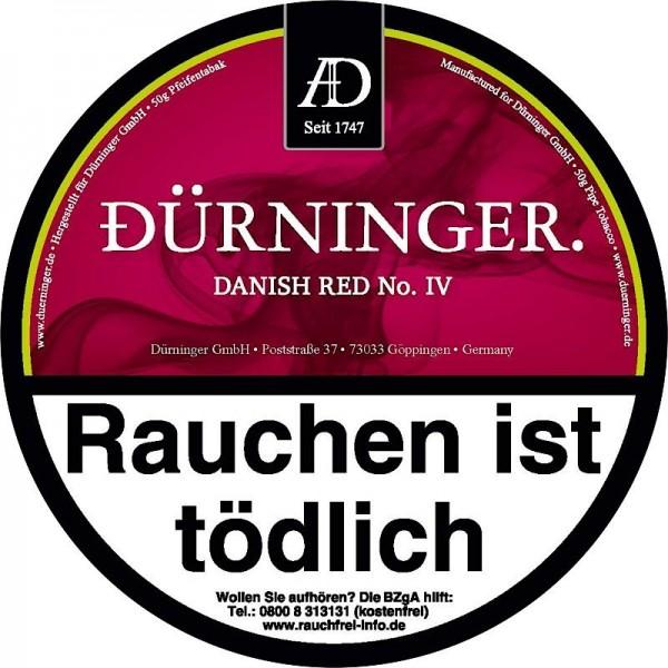 DÜRNINGER DANISH RED IV