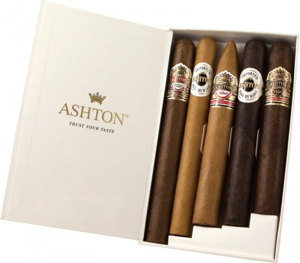 Ashton Classic Sampler 5 Assortment