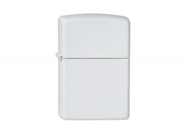 Org.ZIPPO White matte 60001194