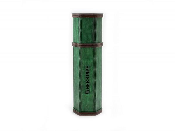 Hookah Hekkpipe Hexagon 2.0 portabel grün handgearbeitet