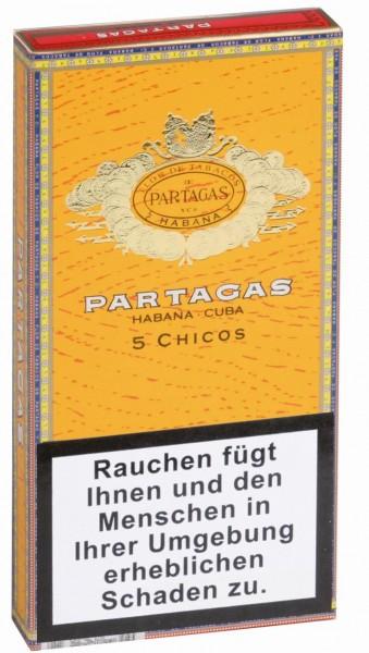 Partagas Chicos (5er Packung)