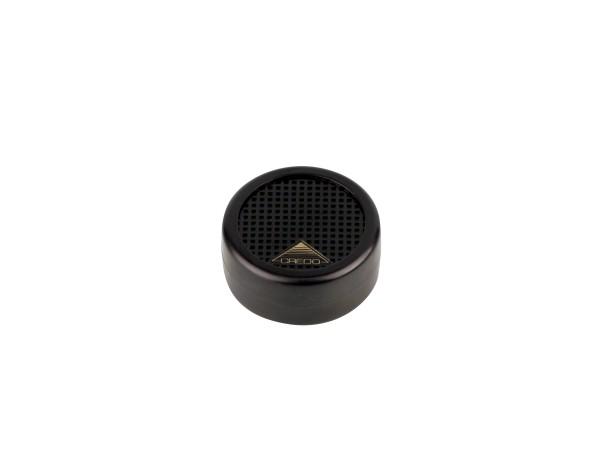 CREDO Humidifer rund schwarz für ca. 40 Cigarren