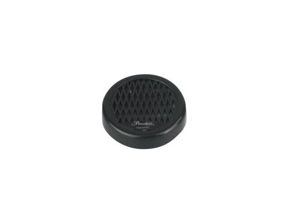 PASSATORE Polymerbefeuchter rund schwarz für ca. 20 Cig.