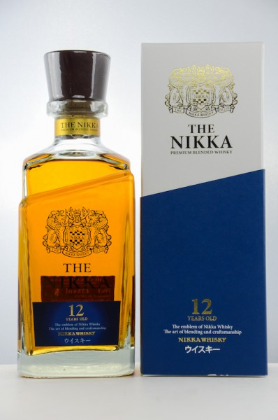 Nikka 12 years Blended Whisky