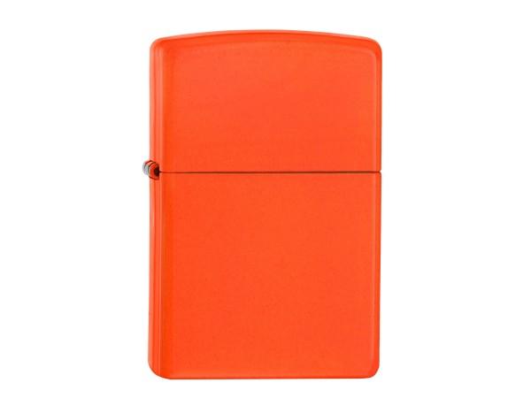 """Org.ZIPPO """"Neon Orange"""" 60000477"""