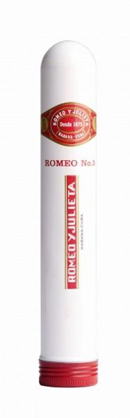 Romeo y Julieta No. 3 Tube