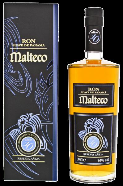 Ron Malteco 10 Jahre