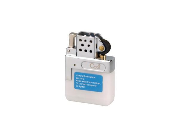 COOL Gas-Einsatz Normalflamme für Benzinfeuerzeug