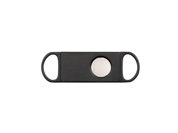 Cigarren-Abschneider Kunststoff schwarz 20mm Schnitt