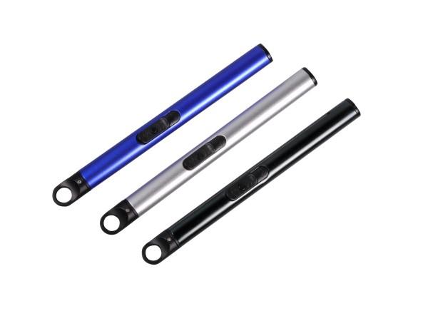 "SKY Anzünder ""Yoko"" farbig sortiert, mit USB-Ladekabel"