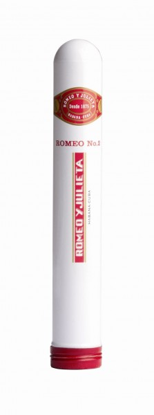 Romeo y Julieta No. 2 Tube