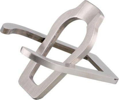 Taschen-Pfeifenständer (chrom/satin)