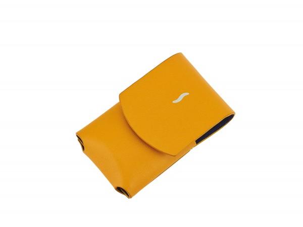 DUPONT Lederetui gelb für MINIJET 183053