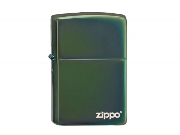 Org.ZIPPO Chameleon with Zippo Logo 60001258