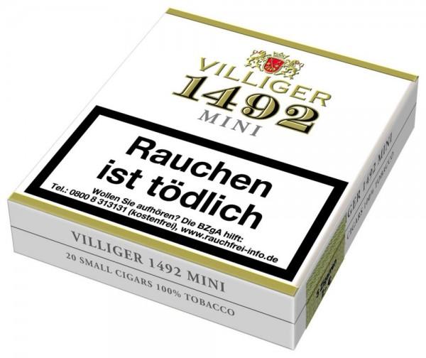 Villiger 1492 Mini (20er Packung)