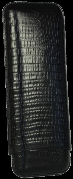 Martin Wess 3er Etui Churchill - 595 Lizard BK